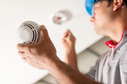 New smoke alarm legislation